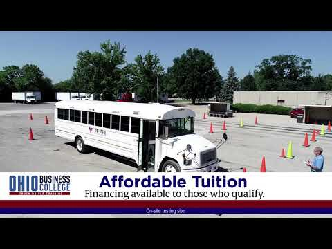 CDL Training at Ohio Business College