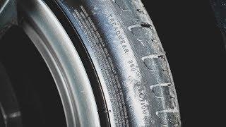 ЧЕРНЕНИЕ РЕЗИНЫ НА 6 МЕСЯЦЕВ. Миф или реальность? OPT Tire Coating