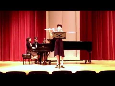 Senior Recital 2014
