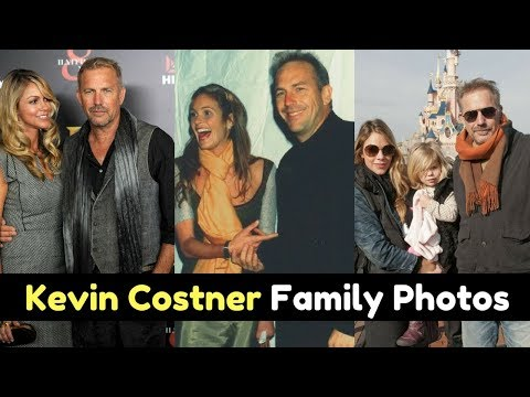 Actor Kevin Costner Family Photos With Spouse, Ex Wife, Son, Daughter, Parents, Childhood Picture