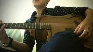 Tình yêu trong mắt em - Sơn Tùng MTP guitar cover by me