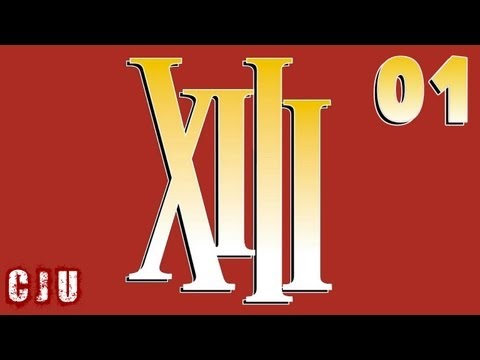 Let's Play XIII Part 1 - Amnesia | PC Game Walkthrough