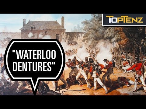 10 Fascinating Facts About The Battle Of Waterloo