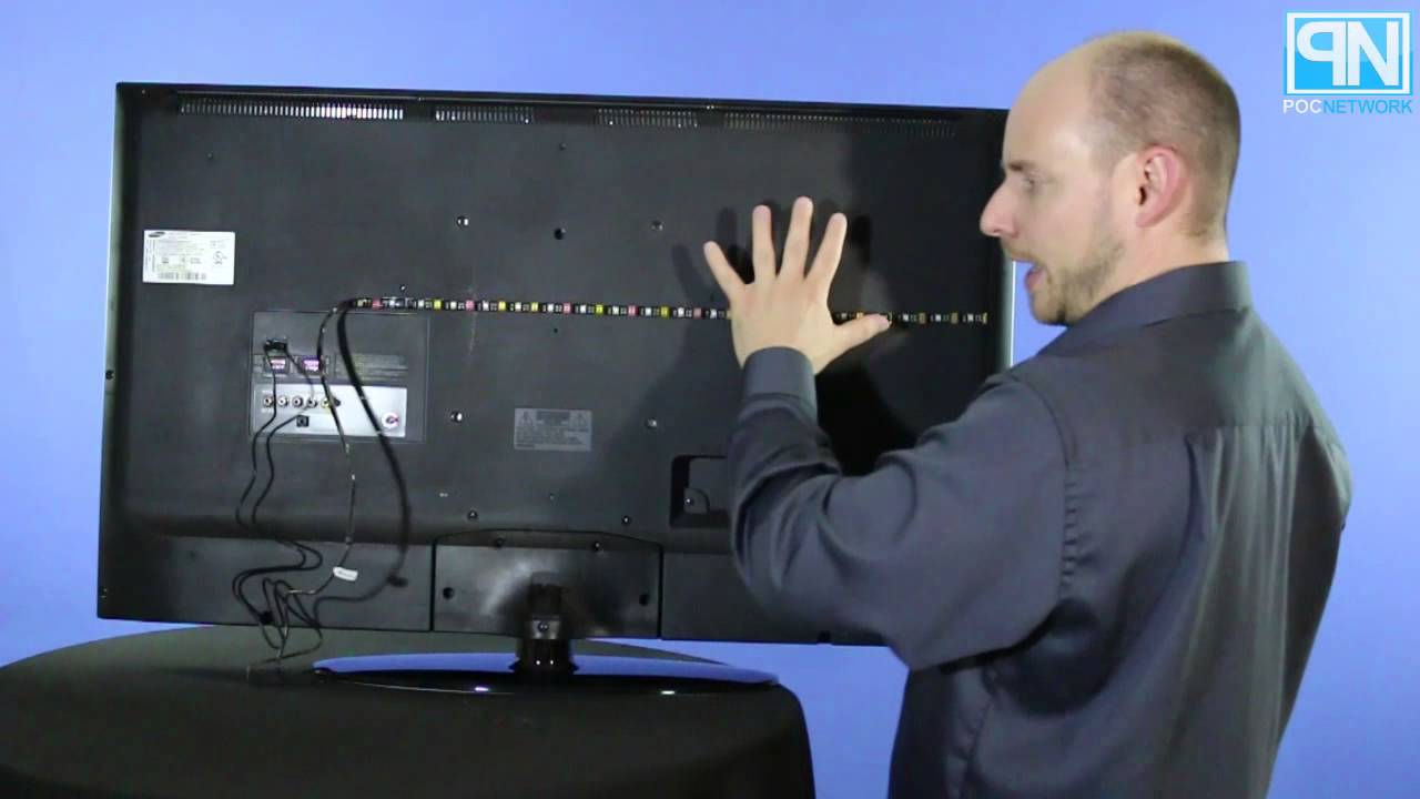 sc 1 st  YouTube & Vansky LED Bias Lighting for HDTV - Unboxing - Poc Network - YouTube