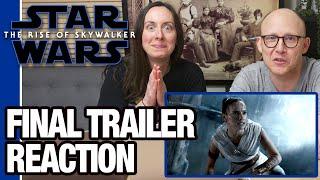 'Star Wars: The Rise of Skywalker' Final Trailer Reaction   Office Premieres   The Ringer