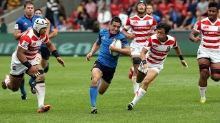 French flair too much for Japan - U20 Highlights
