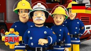 Feuerwehrmann Sam Deutsch Neue Folgen | Feuerwehrmann Sam Jupiter Feuerwehrauto | Kinderfilme