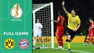 Lewandowski stuns Bayern | Borussia Dortmund  FC Bayern Munich | DFBPokal Final 2012