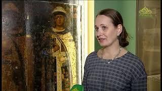 Хранители памяти. Выставка «Хранители времени. Реставрация в Музеях Московского Кремля». Часть 1