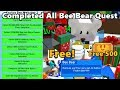 Playing With SDMittens! Top Leaderboard! - Bee swarm Simulator