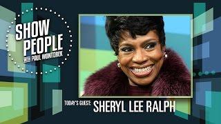 Show People with Paul Wontorek: Sheryl Lee Ralph of WICKED