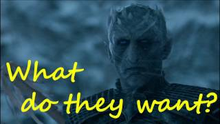 What do the White Walkers want? (Game of Thrones season 7)