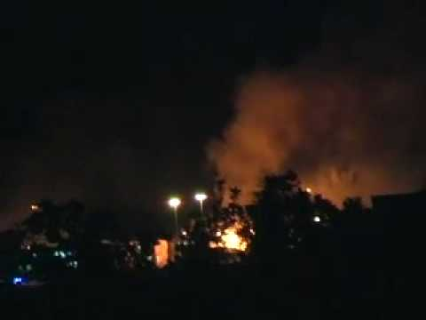 Northpoint Prison Riot Fire Danville Kentucky