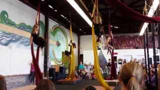 Wine Country Aerials Grand Opening performance