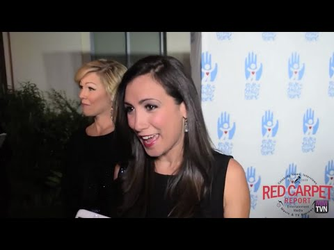 Annika Marks at the 2nd Annual Save A Child's Heart Celebration Charity SACH SaveAChildsHeart