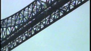 Kev's first Bungee jump
