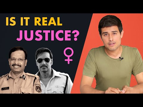 Hyderabad Case: Is it Real Justice? | Analysis by Dhruv Rathee