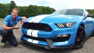 2017 Ford Shelby GT350 Mustang - Complete Review