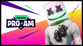 *FREE V-BUCKS GIVEAWAY* Live FORTNITE WORLD CUP 2019 Celebrity Pro-AM // Code: D1RTY-POW3R