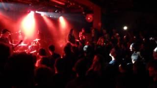 The Saints Stranded   La Maroquinerie 2014 09 19