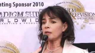 Julie Carmen, Elizabeth Grant Entrepreneur Award Thumbnail