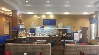 Download lagu Holiday Inn Express opens at Springfield Epiphny Tower