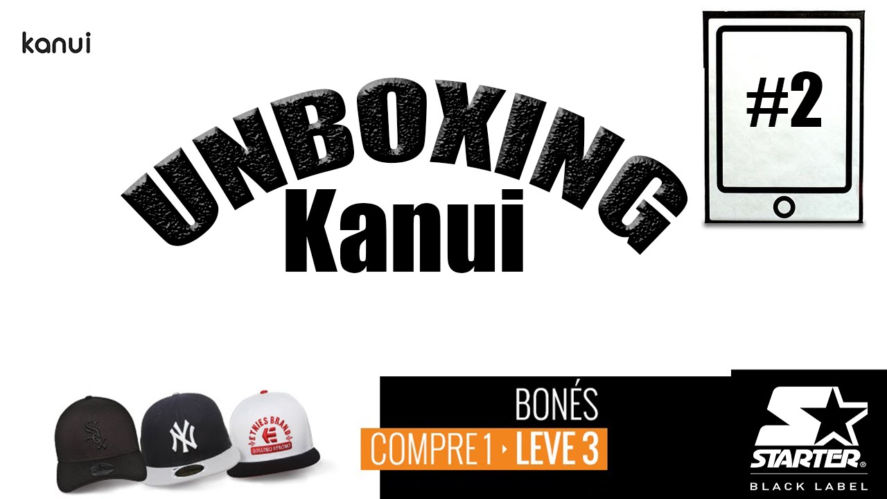 d30bb86a5a Unboxing Kanui  2 Bones (1 3) - YouTube