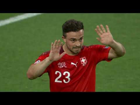 Switzerland Turkey Goals And Highlights