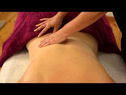 Back Massage for Relaxation & Wellness, ASMR No Talking