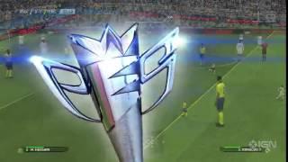 IGN Plays  PES 2015   Real Madrid C F VS Al Nassr