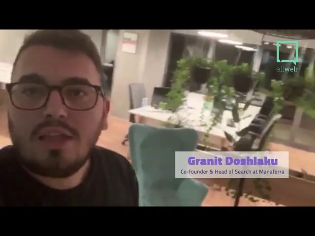 AllWeb Albania 2019 Teaser - Granit Doshlaku