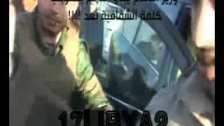 فضيحة وزير الدفاع الليبي اسامة جويلي 22-02-2012
