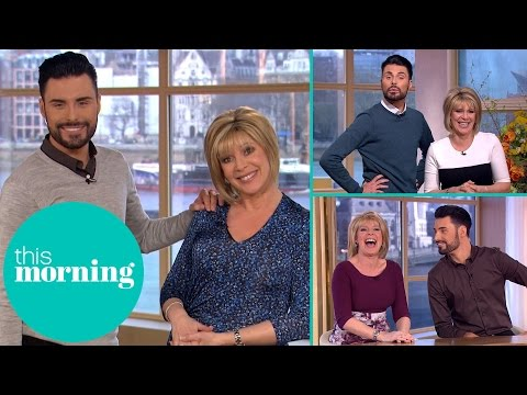 Ruth And Rylan's Best Bits   This Morning