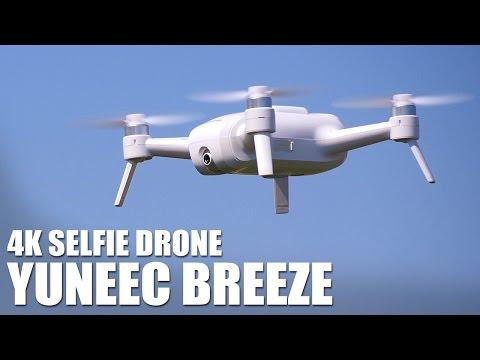 Yuneec Breeze | Flite Test
