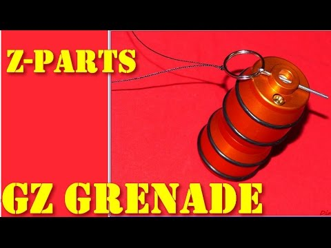 Airsoft - Sport Attitude -  Review Z-Parts GZ grenade