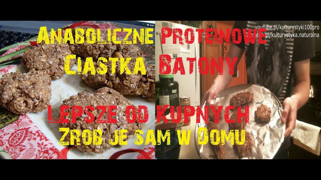anaboliczne ciastka