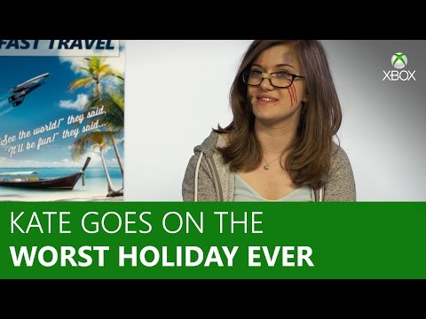 Videogame Vacations - Gaming Holiday Destinations from Hell | Xbox On