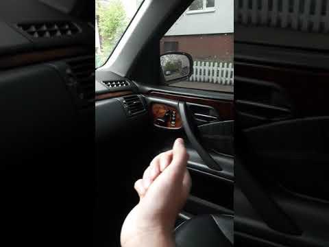 W210 не работают стеклоподъемники, сиденья и зеркало(парализует дверь)