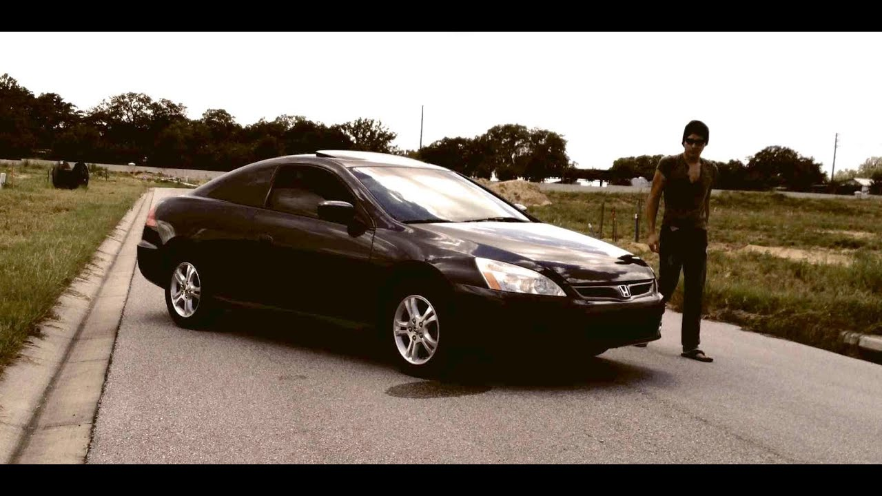 Perfect My 2006 Honda Accord Ex Coupe 2.4L Start Up, Full Tour, U0026 Test Drive   152K
