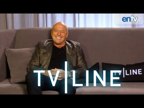 Dean Norris Breaking Bad Season 6 Finale and Under The Dome Comic Con 2013 Interview