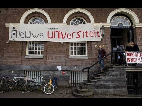De Nieuwe Universiteit / The New University / The Netherlands, spring 2015