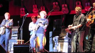 Telluride Bluegrass Festival 2010 - Telluride House Band (almost full show)