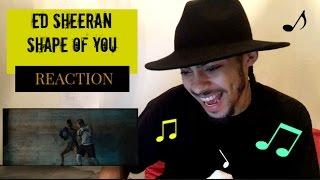 Ed Sheeran Shape of You [Official ] REACTION