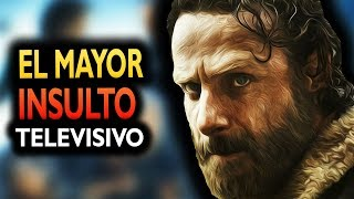 El ERROR que ARRUINÓ THE WALKING DEAD