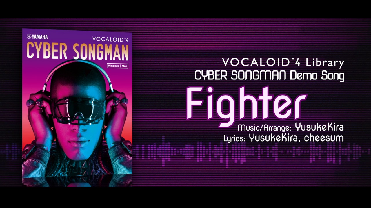 Vocaloid 4 Cyber Songman & Cyber Diva Review - Bedroom