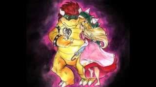 ♡ peach x bowser ♡ powser
