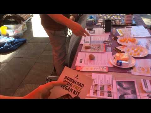 Vegan Information Project Monthly Video Diary 5