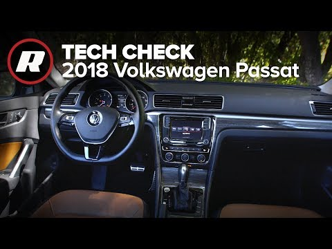 Inside the 2018 Volkswagen Passat: A look at Car-Net infotainment