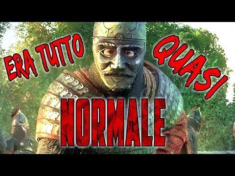 KINGDOM COME: ERA TUTTO - quasi - NORMALE