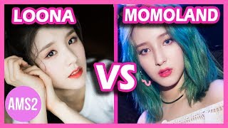 LOONA VS MOMOLAND (VOCAL, DANCE, RAP, VISUAL & MORE)